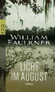 Cover-Bild zu Licht im August von Faulkner, William