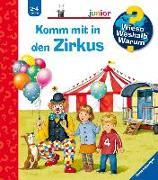 Cover-Bild zu Komm mit in den Zirkus von Mennen, Patricia