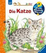 Cover-Bild zu Die Katze von Mennen, Patricia