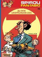 Cover-Bild zu Spirou und Fantasio, Band 48 von Morvan