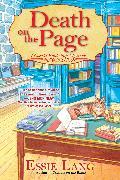 Cover-Bild zu Death on the Page (eBook) von Lang, Essie