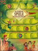 Cover-Bild zu Die schönsten Spiele aus dem Märchenland von Lang, Anna