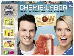 Cover-Bild zu ScienceX WOW Chemie-Labor