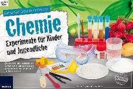 Cover-Bild zu Chemie - Experimente für Kinder und Jugendliche von Kuhn, Monika