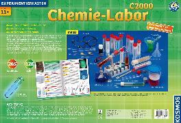 Cover-Bild zu Chemielabor C 2000 von Kosmos Verlag (Hrsg.)