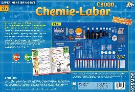 Cover-Bild zu Chemielabor C 3000 von Kosmos Verlag (Hrsg.)