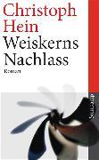 Cover-Bild zu Weiskerns Nachlass von Hein, Christoph