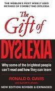 Cover-Bild zu The Gift of Dyslexia von Davis, Ronald D.