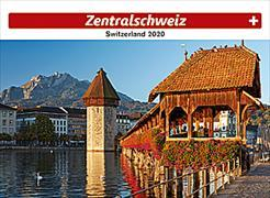 Cover-Bild zu Cal. Zentralschweiz Ft. 31,5x23 2020