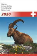 Cover-Bild zu Cal. Alpentiere Ft. 14,8x22 2020