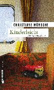 Cover-Bild zu Kinderleicht (eBook) von Wünsche, Christiane