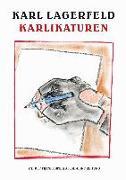 Cover-Bild zu Karlikaturen von Lagerfeld, Karl