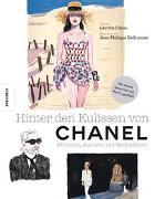 Cover-Bild zu Hinter den Kulissen von Chanel von Cénac, Laetitia