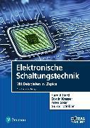 Cover-Bild zu Elektronische Schaltungstechnik von Hartl, Harald