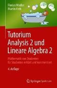 Cover-Bild zu Tutorium Analysis 2 und Lineare Algebra 2 von Modler, Florian