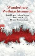 Cover-Bild zu Wunderbare Weihnachtsmorde - von Kammerer, Regina (Hrsg.)