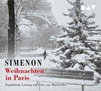 Cover-Bild zu Weihnachten in Paris von Simenon, Georges