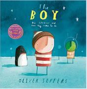 Cover-Bild zu The Boy: His Stories and How They Came to Be von Jeffers, Oliver
