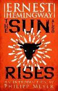 Cover-Bild zu Sun Also Rises (eBook) von Hemingway, Ernest