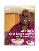 Cover-Bild zu Ainsley Harriott's Friends & Family Cookbook (eBook) von Harriott, Ainsley