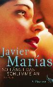 Cover-Bild zu So fängt das Schlimme an von Marías, Javier