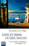 Cover-Bild zu Eine Stimme in der Nacht von Camilleri, Andrea