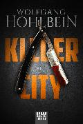 Cover-Bild zu Killer City von Hohlbein, Wolfgang