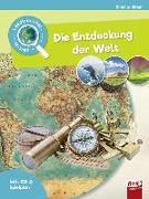 Cover-Bild zu Leselauscher Wissen: Die Entdeckung der Welt (inkl. CD) von Mann, Simone