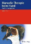 Cover-Bild zu Manuelle Therapie beim Hund (eBook) von Hárrer, Sabine