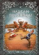Cover-Bild zu Halvdan, der Wikinger von Widmark, Martin