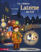 Cover-Bild zu Die schönste Laterne der Welt von Lindemann, Johanna