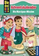 Cover-Bild zu Die drei !!!, Die Marzipan-Mission von von Vogel, Maja