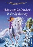 Cover-Bild zu Sternenschweif, Adventskalender, In der Zauberburg von Chapman, Linda
