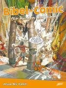Cover-Bild zu Bibel-Comic - Die Helden der Bibel