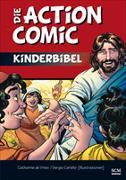 Cover-Bild zu Die Action-Comic-Kinderbibel