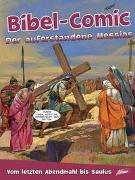 Cover-Bild zu Bibel-Comic - Der auferstandene Messias
