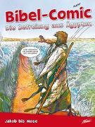 Cover-Bild zu Bibel-Comic - Die Befreiung aus Ägypten