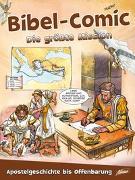 Cover-Bild zu Bibel-Comic - Die größte Mission
