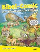 Cover-Bild zu Bibel-Comic - Die abenteuerliche Rettung