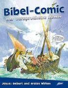 Cover-Bild zu Bibel-Comic - Der versprochene Retter