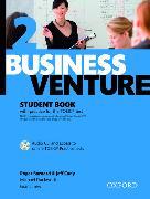 Cover-Bild zu Business Venture 2 Pre-Intermediate: Student's Book Pack (Student's Book + CD) von Barnard, Roger