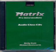 Cover-Bild zu Pre-Intermediate: 2 Class Audio CDs - Matrix