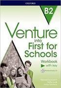Cover-Bild zu Venture into First for Schools: Workbook Without Key Pack von Duckworth, Michael