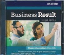 Cover-Bild zu Business Result: Upper-intermediate: Class Audio CD von Hughes, John