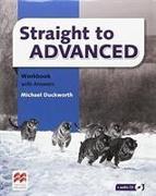 Cover-Bild zu Straight to Advanced Workbook with Answers Pack von Duckworth, Michael