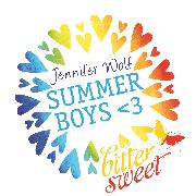 Cover-Bild zu Summer Boys <3 (eBook) von Wolf, Jennifer