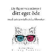 Cover-Bild zu Lär dig att bestämma ditt öde med de existentialistiska filosoferna (Audio Download) von Nietzsche, Friedrich