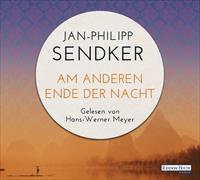 Cover-Bild zu Am anderen Ende der Nacht von Sendker, Jan-Philipp