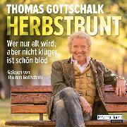 Cover-Bild zu Herbstbunt (Audio Download) von Gottschalk, Thomas