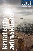 Cover-Bild zu Kroatische Adriaküste von Beyerle, Hubert